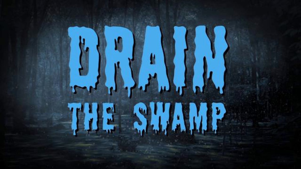 drain-the-swamp